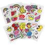 Soft Stickers , 12,2x17,75 cm, 8 vel/ 1 doos