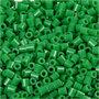 Foto kralen, groen (16), afm 5x5 mm, gatgrootte 2,5 mm, 6000 stuk/ 1 doos