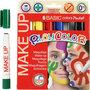 Playcolor Make up, diverse kleuren, 6x5 gr/ 1 doos